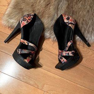 platform heels! - open to offers!
